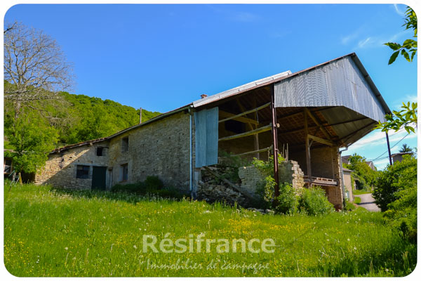Boerderij, Morey, Haute-Saone