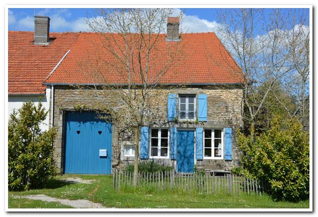 Karakteristieke dorpswoning met tuin en schitterend uitzicht, Haute-Marne, Frankrijk