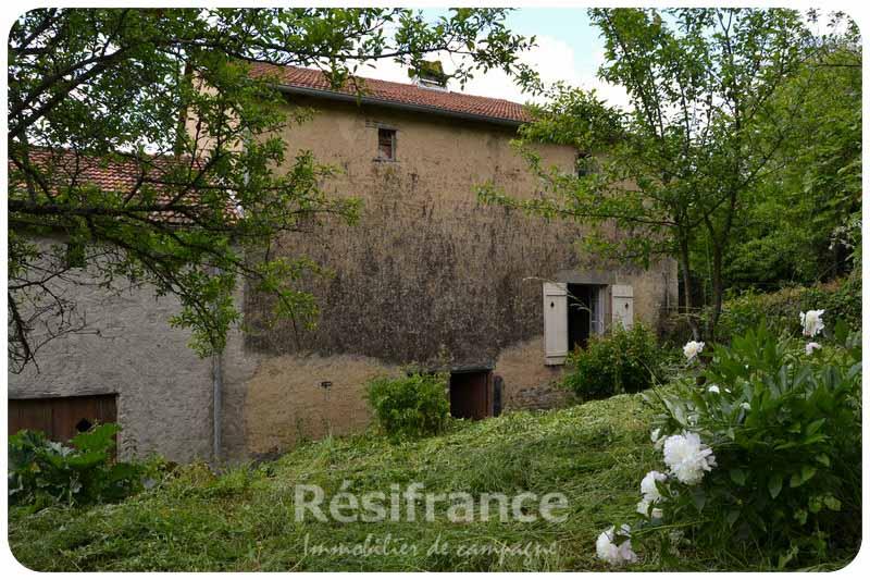 Maison de caractère, Bourbonne les Bains, Haute-Marne