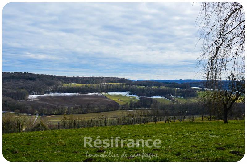 Boerderij, Rivieres-les-Bois, Haute-Marne