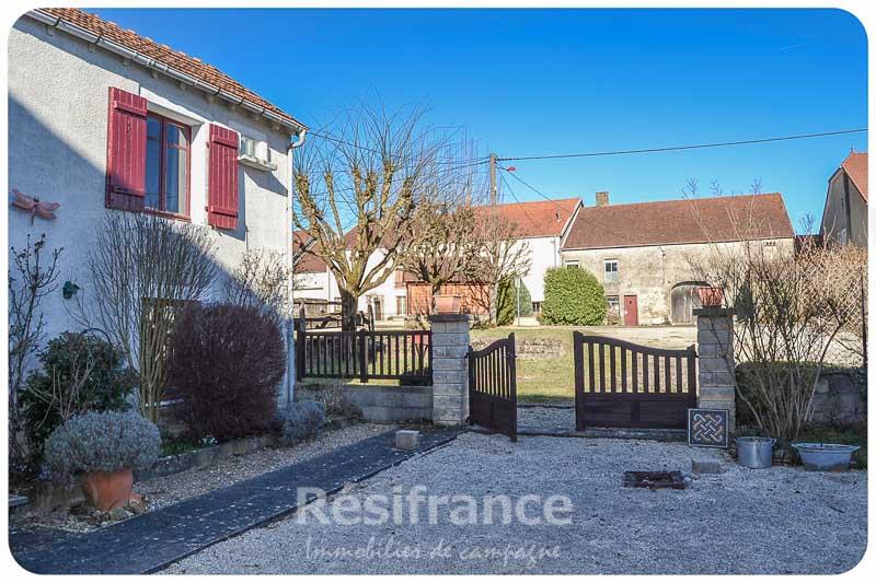 Boerderij, Fayl Billot, Haute-Marne