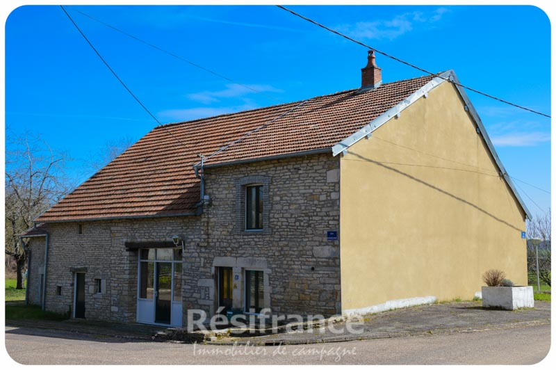 Woonhuis, Fouvent St Andoche, Haute-Saone
