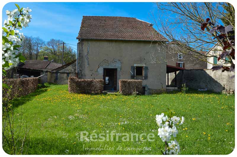 Boerderij, Jussey, Haute-Saone
