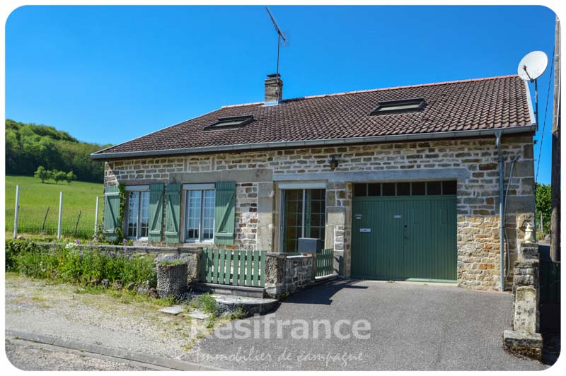 Woonhuis, Coiffy le Haut, Haute-Marne