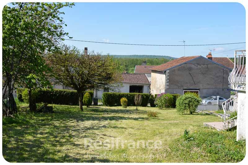 Woonhuis, Bourbonne les Bains, Haute-Marne