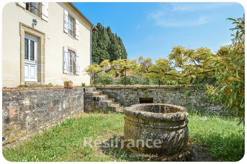 Maison de Caractère met mooie tuin en uitzicht, Haute-Saone, Frankrijk