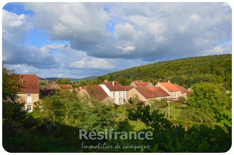 Maison de caractère, Axe Fayl-Billot Morey, Haute-Marne