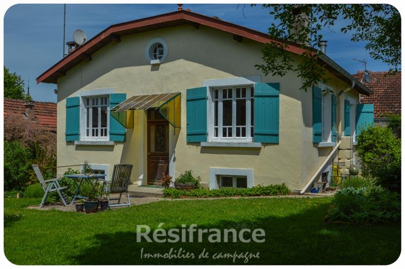 Woonhuis, Vitrey sur Mance, Haute-Saone