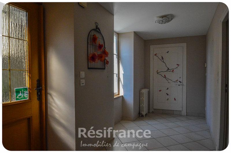 Woonhuis, Varennes sur Amance, Haute-Marne