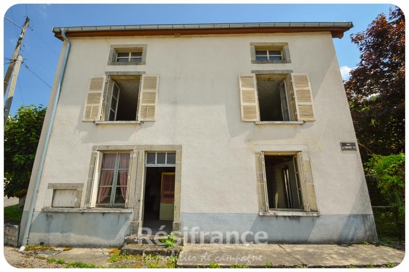 Woonhuis, Senaide, Vosges