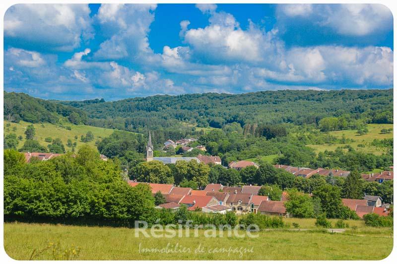 Boerderij, Vicq, Haute-Marne