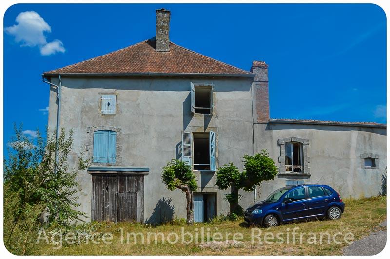 Charmante dorpswoning met terrein en schitterend uitzicht, Haute-Marne, Frankrijk