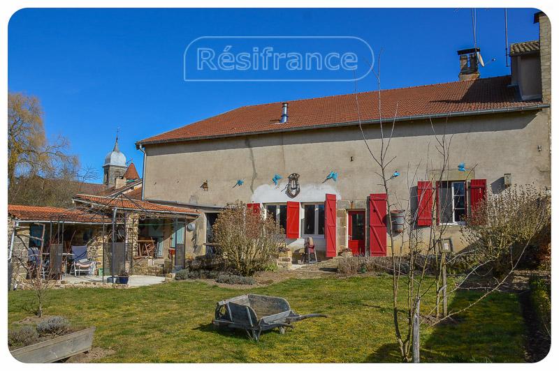 Charmante woonboerderij met schitterend uitzicht, Haute-Marne, Frankrijk