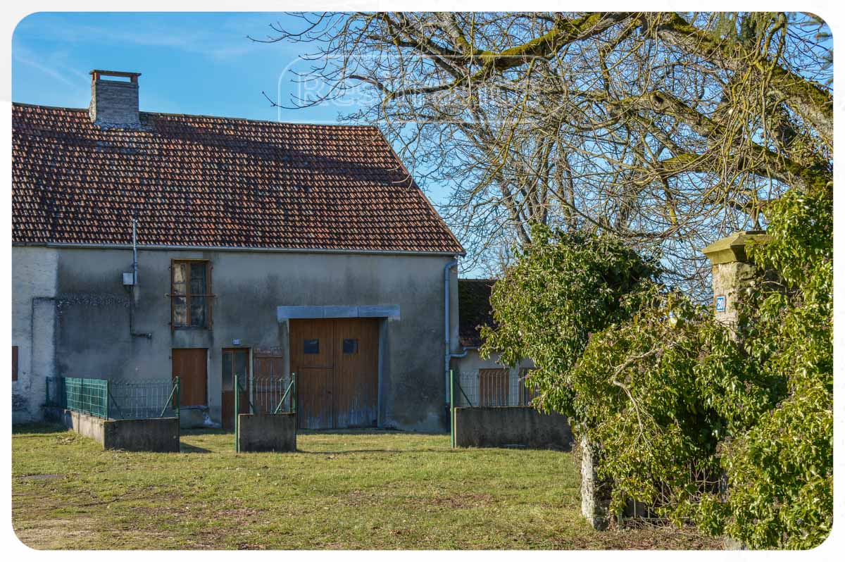 Charmante dorpswoning op schitterende locatie, Haute-Marne, Frankrijk