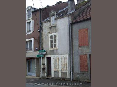 Leuke te renoveren dorpswoning, Haute-Marne, Frankrijk
