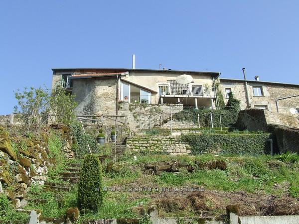 Maison de caractère met schitterend uitzicht, Vosges, Frankrijk