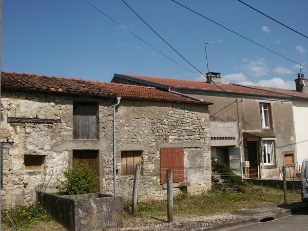 Leuke dorpswoning met tuin, Haute-Marne, Frankrijk